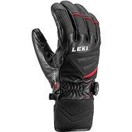 Leki Griffin Tune S Boa® black-red vel. 8 - Lyžařské rukavice