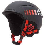 Zero RH+ Rider 19, matt white, L/XL - Lyžařská helma