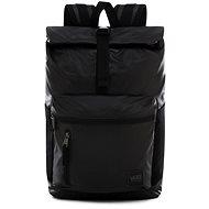 Vans WM Roll It Backpack Black - Městský batoh