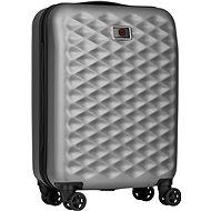 """WENGER Lumen 20"""" stříbrná - Cestovní kufr s TSA zámkem"""