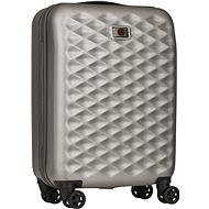 """WENGER Lumen 20"""" metalická - Cestovní kufr s TSA zámkem"""