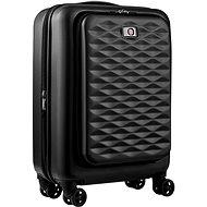 """WENGER Lumen 20"""" dvojitý, černá - Cestovní kufr s TSA zámkem"""