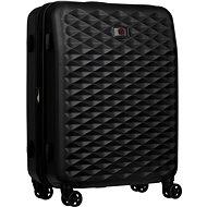 """Wenger Lumen 24"""" černá - Cestovní kufr s TSA zámkem"""