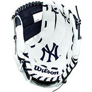 "Wilson A0200 10"" New York Yankees Bbg - Baseballová rukavice"