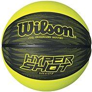 Wilson Hyper Shot Rbr Bskt Bkli Sz5 - Basketbalový míč