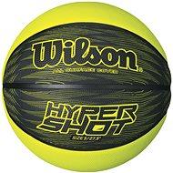 Wilson Hyper Shot Rbr Bskt Bkli - Basketbalový míč
