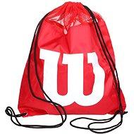 Wilson W Cinch Bag Red - Sportovní taška