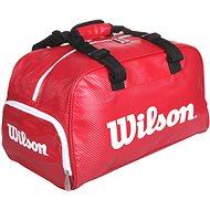 Wilson Wilson Red Duffel Small - Sportovní taška