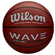 Wilson Wave Pure Shot Extreme Brown - Basketbalový míč