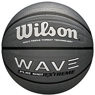 Wilson WAVE PURE SHOT EXTREME BSKT SZ7 GR - Basketbalový míč