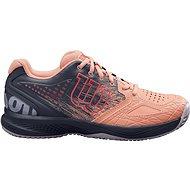 Wilson Kaos Comp 2.0 W růžová/černá - Tenisové boty
