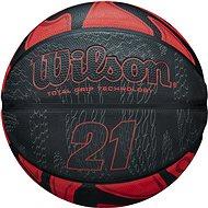 Wilson 21 SERIES BSKT RDBL SZ7 vel. 7 - Basketbalový míč