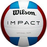 Wilson IMPACT VB RDWHBLU vel. 5 - Volejbalový míč