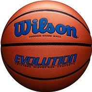 Wilson Evolution 295 Game Ball Blue - Basketbalový míč