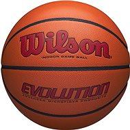 Wilson Evolution 295 Game Ball Red - Basketbalový míč