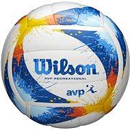 Wilson AVP Splatter vb - Beachvolejbalový míč