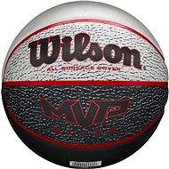 Wilson MVP Elite bskt red/blue, vel. 7 - Basketbalový míč
