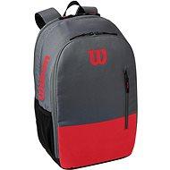 Wilson Team Backpack Red/Gray - Sportovní taška