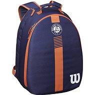 Sportovní taška Wilson Roland Garros YTH, modrý