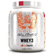Extrifit Whey 3 1000g, kokosový šejk - Protein