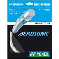 Yonex Aerosonic, White - Badminton Strings