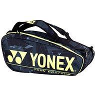 Yonex Bag 92029 9R Black/Yellow - Sportovní taška