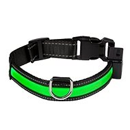 Eyenimal shining collar for dogs - green - S - Collar
