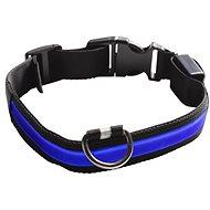Eyenimal svítící obojek pro psy - modrý - XS - Obojek