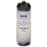 Láhev na pití Zefal Arctica 75 new stříbrná - černá