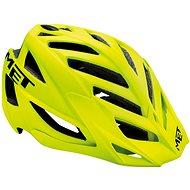 Met Terra žlutá fluo/černá M/L - Helma na kolo
