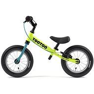 Yedoo TooToo lime - Sportovní odrážedlo