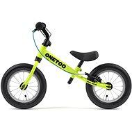 Yedoo OneToo lime - Sportovní odrážedlo