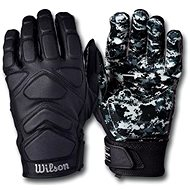Wilson Adult Mvp Tacktech Lineman Glove M - Rukavice