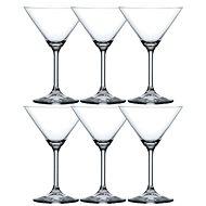 BOHEMIA CRYSTAL na Martini LARA 210ml 6ks - Sada sklenic
