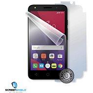 ScreenShield pro Alcatel Pixi 4 (5) na celé tělo telefonu - Ochranná fólie