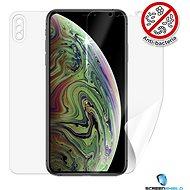 Screenshield Anti-Bacteria APPLE iPhone Xs Max na celé tělo - Ochranná fólie
