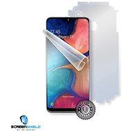 Screenshield SAMSUNG Galaxy A20e na celé tělo - Ochranná fólie