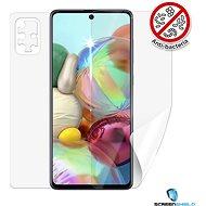 Ochranná fólie Screenshield Anti-Bacteria SAMSUNG Galaxy A71 na celé tělo