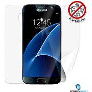 Ochranná fólie Screenshield Anti-Bacteria SAMSUNG Galaxy S7 na celé tělo