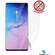 Screenshield Anti-Bacteria SAMSUNG Galaxy S10+ na displej - Ochranná fólie