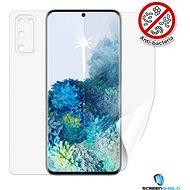 Ochranná fólie Screenshield Anti-Bacteria SAMSUNG Galaxy S20 na celé tělo