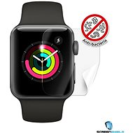 Screenshield Anti-Bacteria APPLE Watch Series 3 (38 mm) na displej - Ochranná fólie