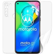Ochranná fólie Screenshield MOTOROLA Moto G8 Power XT2041 na celé tělo