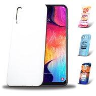 Skinzone vlastní styl Snap kryt pro SAMSUNG Galaxy A50 - Ochranný kryt Vlastní styl