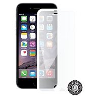 Screenshield APPLE iPhone 6/6s Plus WHITE frame - Ochranné sklo