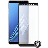 Screenshield SAMSUNG A530 Galaxy A8 (2018) (full COVER black)