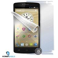 ScreenShield pro Prestigio PSP 5550 DUO na celé tělo telefonu - Ochranná fólie