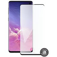 Screenshield SAMSUNG Galaxy S10 (black - CASE FRIENDLY)