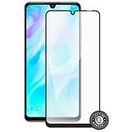 Screenshield HUAWEI P30 Lite (full COVER black)  - Ochranné sklo