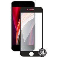 Screenshield APPLE iPhone SE 2020 (full COVER black)